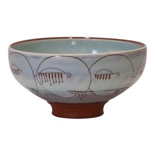 """Daniel Ricardo Teran """"Consumers"""" Bowl For Sale"""