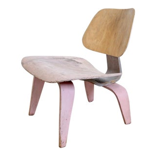 Charles Eames Lcw Chair For Sale