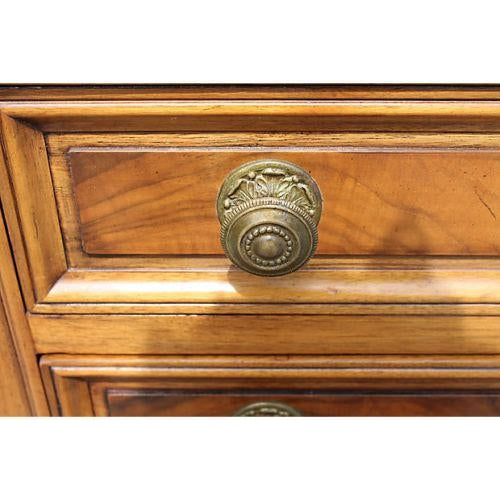 1960's Neoclassical Style Nightstands - A Pair - Image 8 of 8