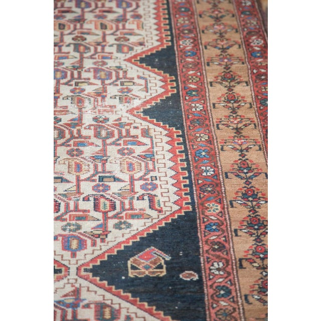 "Distressed Malayer Runner - 3'4"" X 9'2"" - Image 6 of 10"