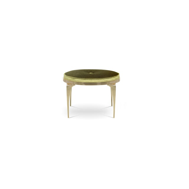 Covet Paris Rita Stool For Sale - Image 12 of 13