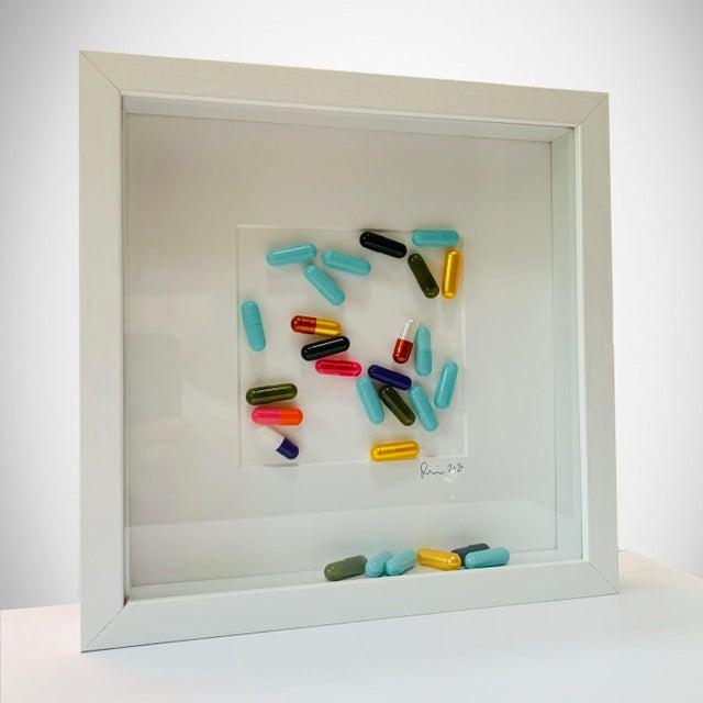 "2020s Original 3d Artwork ""Grandpa's Breakfast"" Framed For Sale - Image 5 of 5"