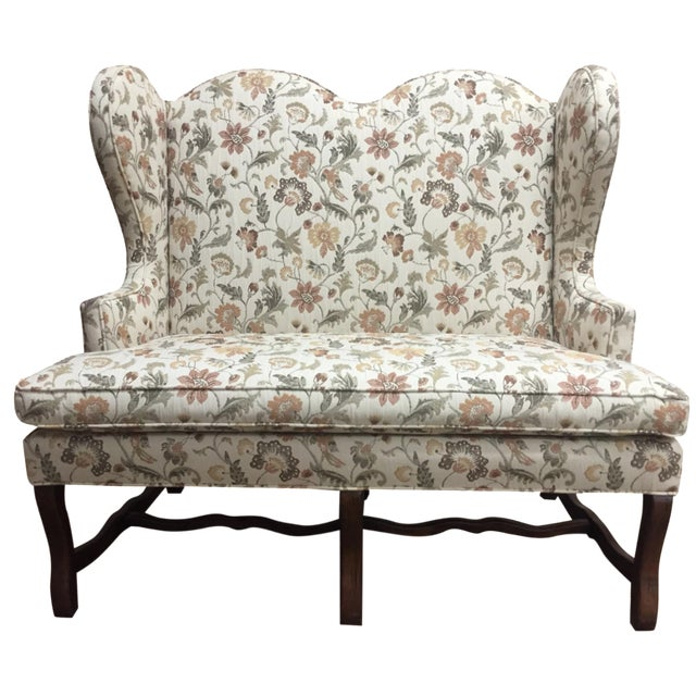 Pearson Floral Settee - Image 1 of 6