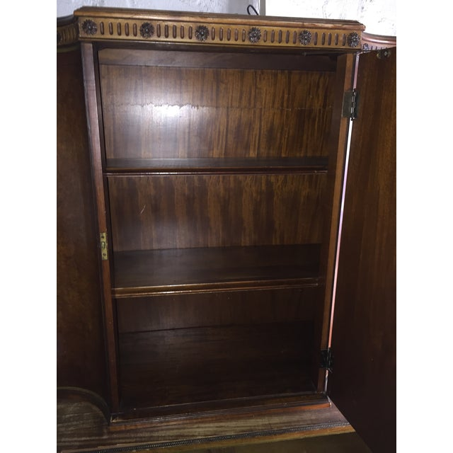 Antique Wood Cabinet - Image 7 of 7