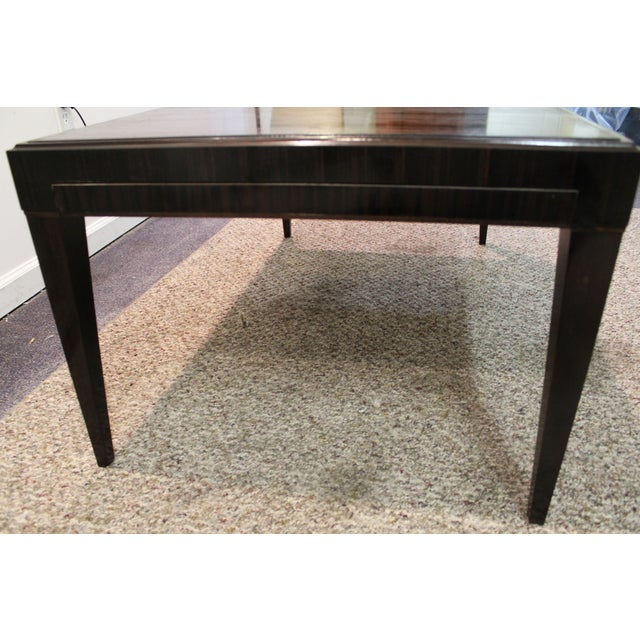 Mid Century Danish Modern Rosewood Coffee Table - Image 6 of 10