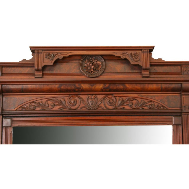 Antique Eastlake Vanity Table - Image 2 of 8
