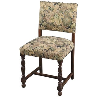 Dining Chairs Renaissance 1930 Set 6 Oak Green - Set of 6 Preview