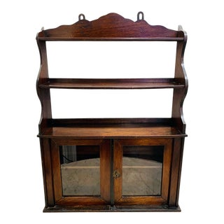 19th Century Hanging Cupboard For Sale