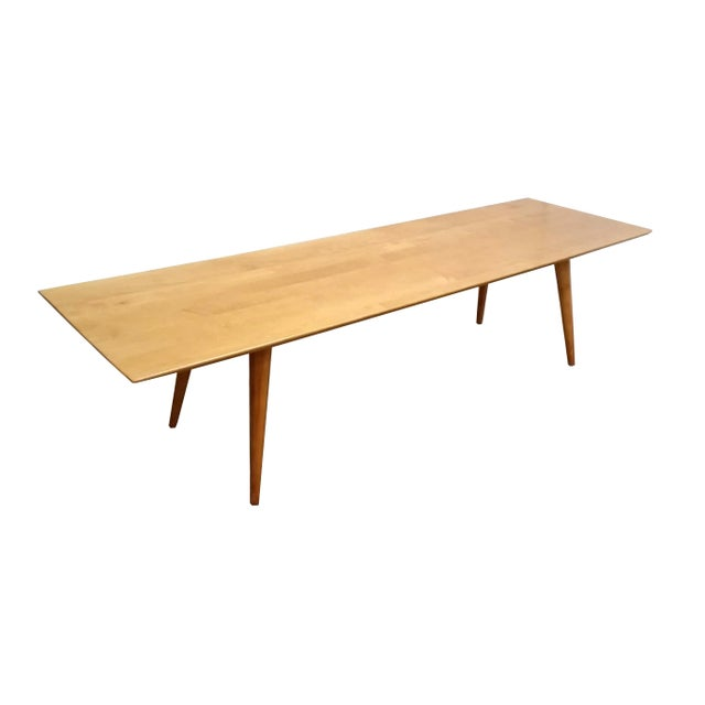 Mid-Century Modern 1950s Mid-Century Modern Paul McCobb Planner Group Coffee Table For Sale - Image 3 of 5