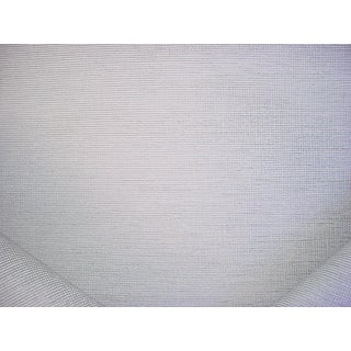 Transitional Colefax & Fowler Larsen Keith Mist Textured Ottoman Upholstery Fabric - 11-1/8y For Sale