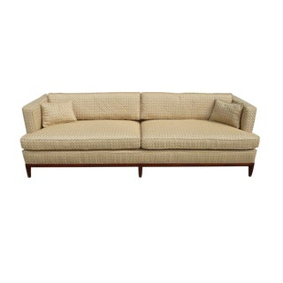 1950s Mid-Century Modern Chic Robsjohn Gibbings for Widdicomb Arm Sofa