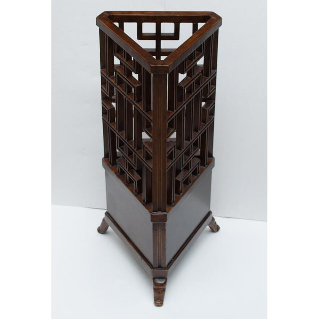 Vintage Chinese Umbrella Stand - Image 4 of 10