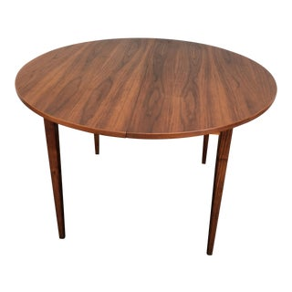 1960s Mid-Century Modern Jack Cartwright Founders Wooden Dining Table For Sale