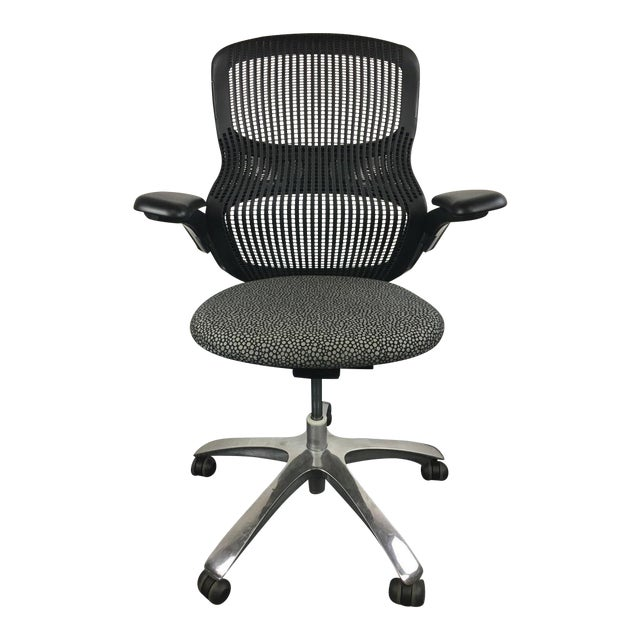 Knoll 'Generation' Metal & Plastic Office Chair - Image 1 of 8