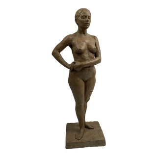 Jaye Gregory Classical Figurative Sculpture #64 For Sale