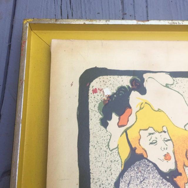Lautrec Moulin Rouge Framed Poster - Image 4 of 11