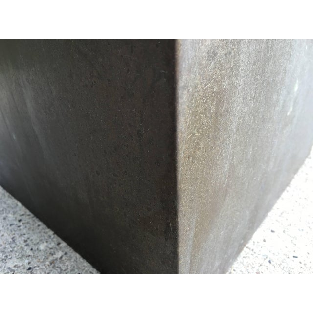 Mid-Century Modern Mid-Century Modernist Copper Planter For Sale - Image 3 of 7