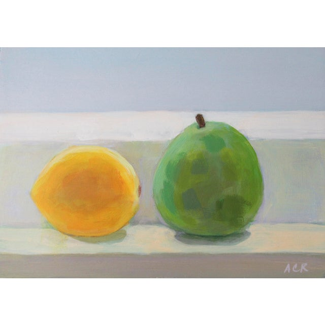 Lemon and Pear by Anne Carrozza Remick For Sale