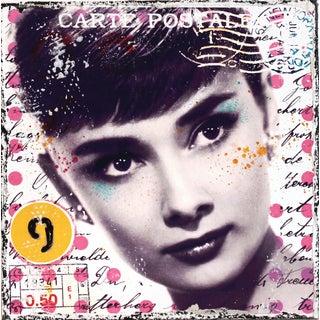 """Carte Postale"" Original Artwork by Marion Duschletta For Sale"