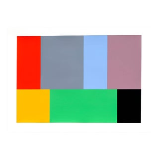 "Tom McGlynn ""Test Pattern 11 (Kelly)"", Painting For Sale"