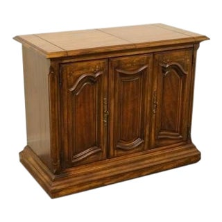 20th Century Traditional Stanley Furniture Fleur De Bois Server/Buffet For Sale