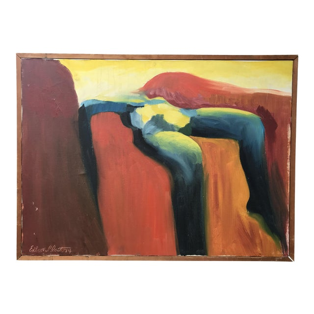 Mid Century Modern Female Nude For Sale