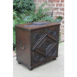 19th Century Antique English Blanket Chest Preview