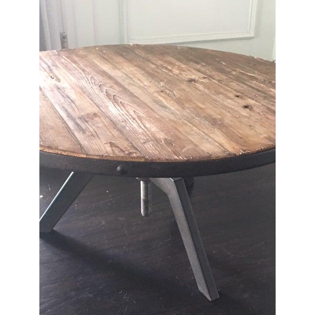 Rustic Modern Coffee Table - Image 5 of 5
