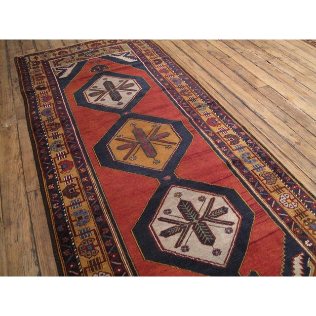 Tribal Yahyali Rug For Sale - Image 3 of 9