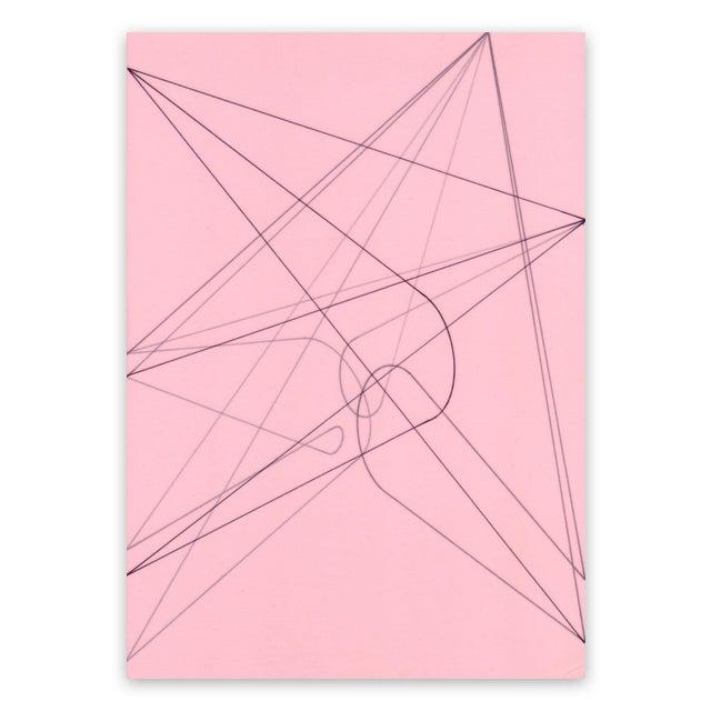 """Richard Caldicott Richard Caldicott """"Untitled 2006"""", Drawing For Sale - Image 4 of 4"""