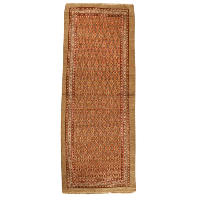 Antique North West Persia Runner For Sale
