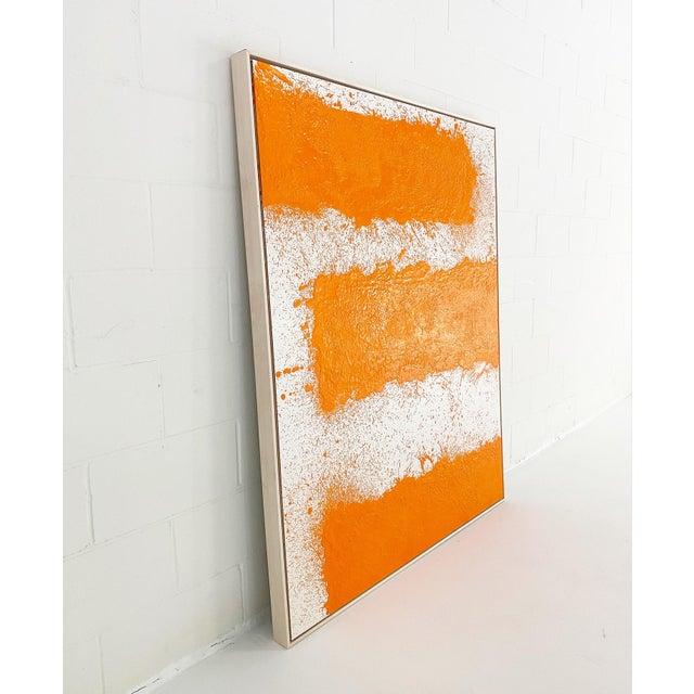 2020s John O'Hara, Tar, T2, Encaustic Painting For Sale - Image 5 of 10