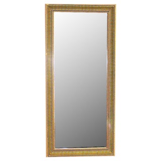 Small Wall Gilt Painted Mirror