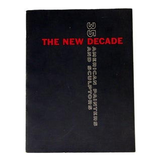 1956 the New Decade Whitney Museum of Art Book For Sale