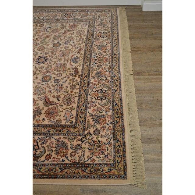 """Karastan 8'8"""" X 10'6"""" Tabriz Room Size Rug Carpet For Sale - Image 4 of 12"""