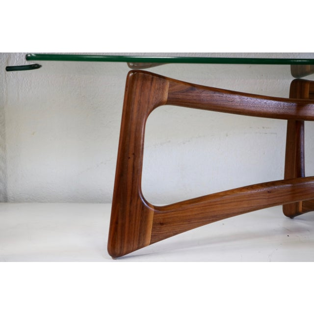 Adrian Pearsall Mid Century Modern Coffee Table - Image 7 of 9
