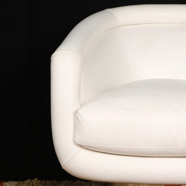 Leon Rosen for Pace Collection Swivel Lounge Chair For Sale - Image 7 of 10