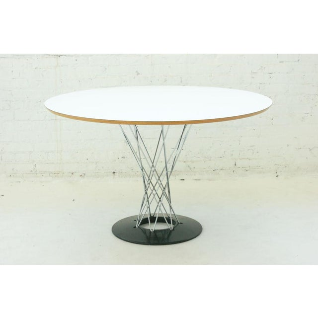 Knoll Isamu Noguchi Cyclone Table For Sale - Image 4 of 6