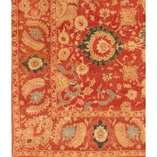 "Pasargad Agra Collection Rug - 9' X 11'8"" - Image 3 of 3"