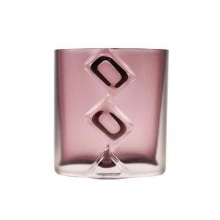Tapio Wirkkala Iittala Finnish Purple Glass Vase For Sale