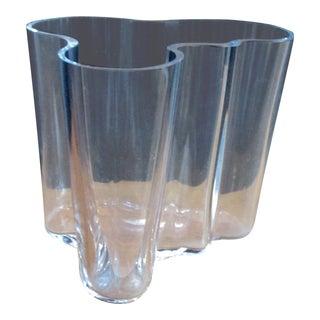 Alvar Aalto Iconic Wavy Vase Dish Bowl