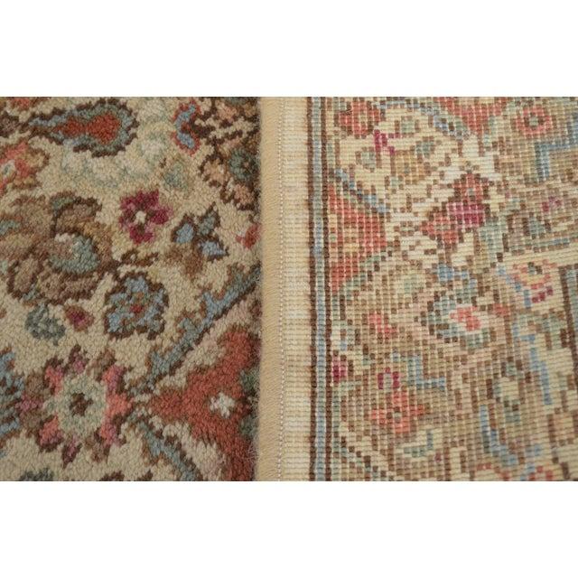 "Karastan Empress Kirman 2'6"" X 8'6"" Runner Area Rug Carpet (A) For Sale - Image 11 of 12"