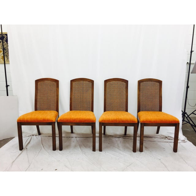 Vintage Dixie Mid-Century Dining Chairs - Set of 6 - Image 3 of 11