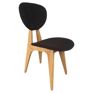 Vintage Side Chair by Japanese Architect Junzo Sakakura for Tendo Mokko For Sale