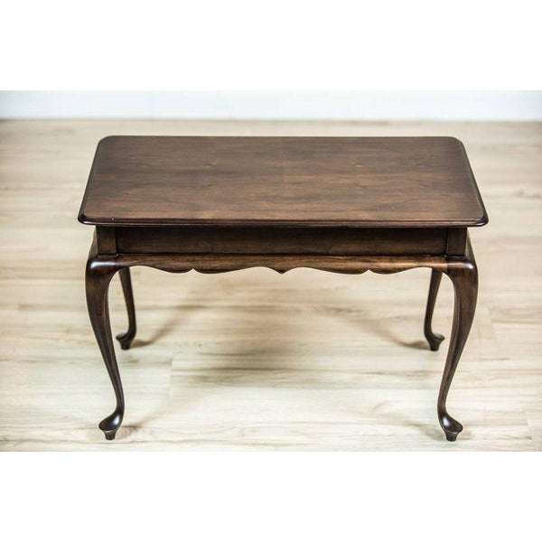 20th-Century Rectangular Coffee Table For Sale - Image 4 of 7