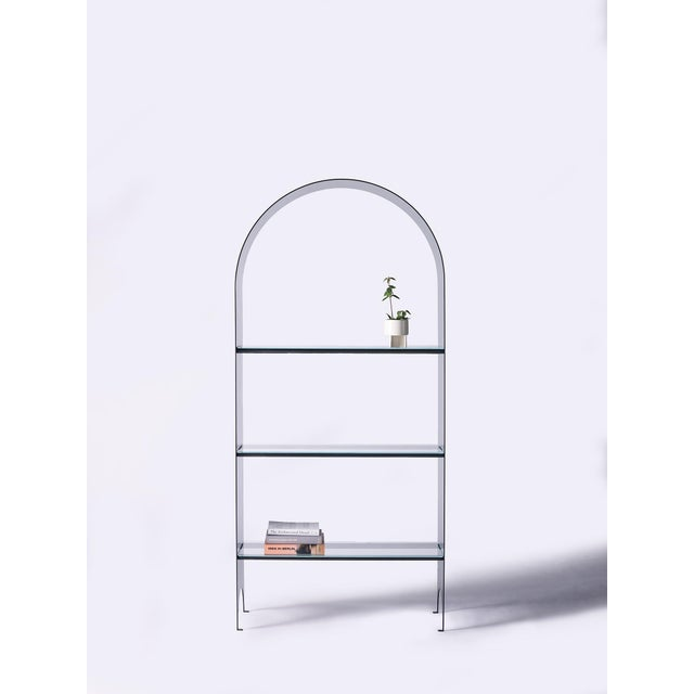 The Thin Shelf is the newest addition to the Thin Series - a collection exploring the potential of rigid yet pliant steel...