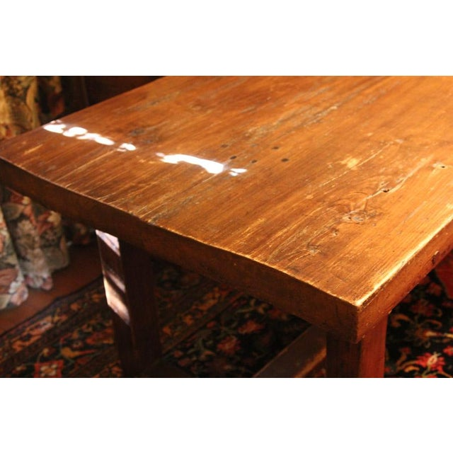 Tressle Dining Table - Image 6 of 7