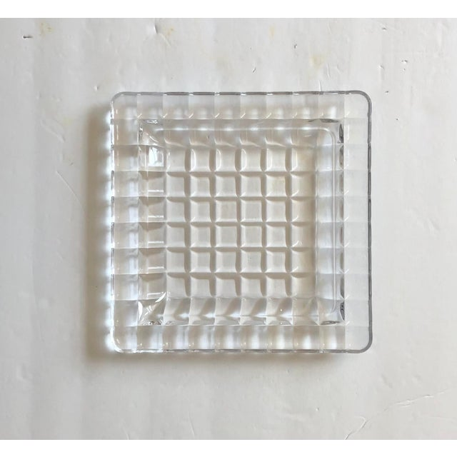 1950s Mid-Century Modern Glass Tray For Sale - Image 12 of 12