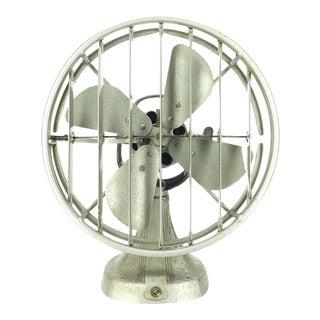 1940s-50s Webley Electric Desk Fan For Sale