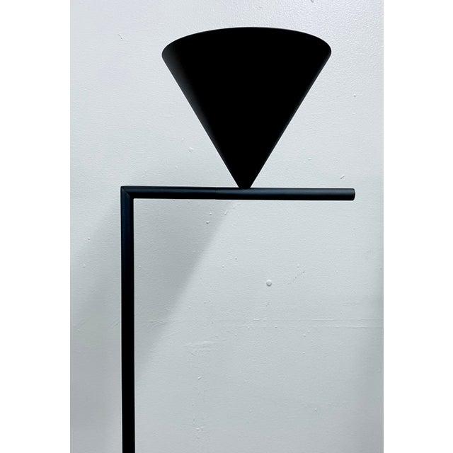 Flos Black Captain Flint Contemporary Style LED Floor Lamp For Sale - Image 10 of 13